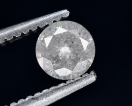 0.33 Crt Diamond Certified Untreated Faceted Gemstone
