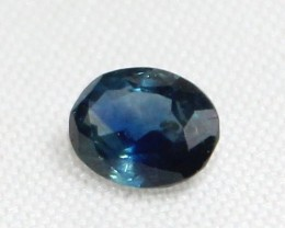 0.75 Crt Natural Blue Sapphire Loose Gemstone 0002