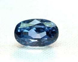 1.30 Crt Natural Blue Sapphire Loose Gemstone 0016