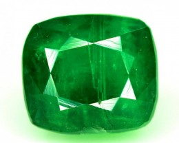 0.95 Carat Natural Swat deep color Emerald gemstone From Pakistan