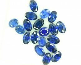 Next bid wins  Lot of Natural Royal Blue color Srilankan Sapphire Gemstones