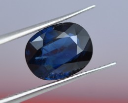 UNHEATED CERTIFIED 2.04 CTS NATURAL BEAUTIFUL BLUE SAPPHIRE MADAGASCAR