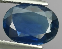 3.40 CTS EXCELLENT NATURAL ULTRA RARE MADAGASCAR  BLUE SAPPHIRE