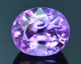 Gil Certified AAA Grade 1.23 ct Pink Sapphire SKU.12