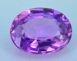 Gil Certified AAA Grade 1.05 ct Pink Sapphire SKU.12