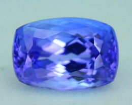 Gil Certified 6.55 ct Tanzanite Eye Catching Color SKU-9