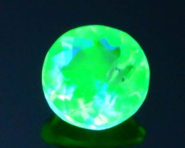 Hyalite Opal Absolute Rare Fluorescent Asutralia SkU-2