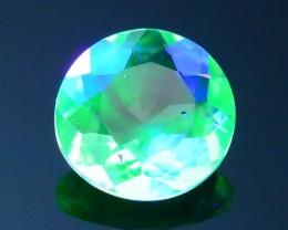 Hyalite Opal Absolute Rare Fluorescent Asutralia SkU-2