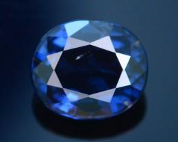 AAA Grade 1.26 ct Cobalt Blue Spinel SKU.3