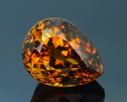 Rare Enstatite 4.70 ct Collector's Gem from Kjörrestad Mine sku 8