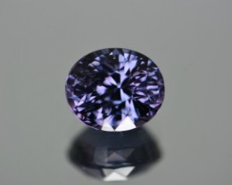 4.60 cts certified Cobalt spinel.