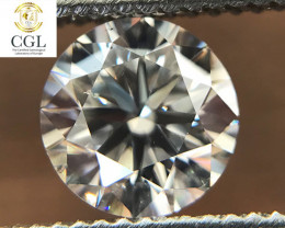 0.57ct Natural Certified Diamond
