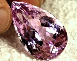 45.90 Rutile Himalayan Purple / Pink Kunzite - Superb