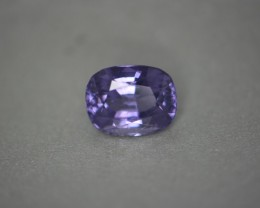 5.46 ct cobalt certified untreated natural spinel.