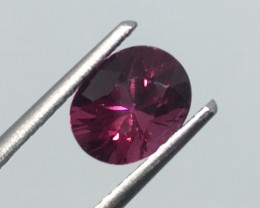 1.79 Carat VS Rhodolite Garnet Purplish Red - Unheated - Tanzania !