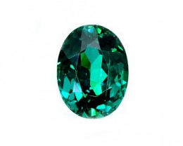 Price Reduced! Top Of The Line  GIA Certified 3.06 ct Zambian Emerald