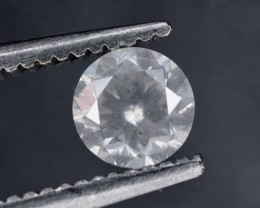 0.40 Crt Diamond Certified Untreated Faceted Gemstone