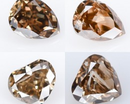 0.90 Crt Diamond Parcels Faceted Gemstone (R35)