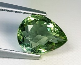 "2.52ct "" Collective Gem"" Awesome Pear Cut Natural Tourmaline"