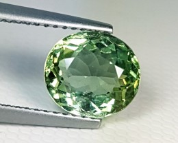 """2.72 ct """" Collector's Gem """" Lovely Oval Cut Natural Tourmaline"""
