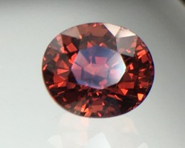 2.04 Cts Pyrope Almandite Garnet Awesome Color ~ Africa As9