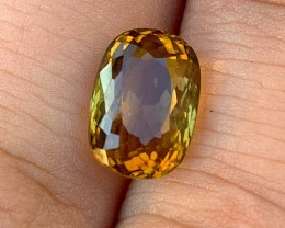 4.50 cts VVS Golden Orange Tourmaline - Paprok Mine - #1