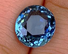 6.12 cts VVS Ice Blue Tourmaline - Unheated - Paprok Mine #10