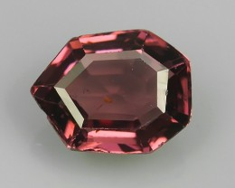 2.35 CTS STUNNING FIRE RAREST PINKISH RED COLOR RHODOLITE NR!!