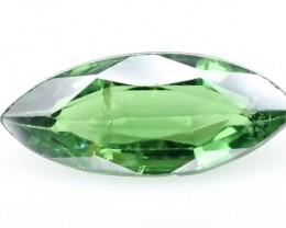 1.11 Crt GIL Certified Tsavorite Faceted Gemstone