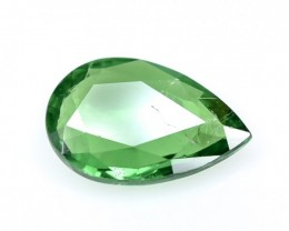 1.12 Crt GIL Certified Tsavorite Faceted Gemstone