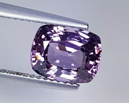"""2.57cts """"Top Quality Gem""""Amazing Cushion Cut Natural Pink Spinel"""