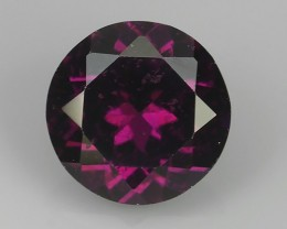 1.75 CTS EXTREMELY FINE FIRE NATURAL  RHODOLITE