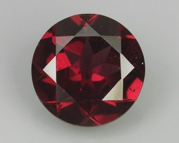1.40 CTS EXTREMELY FINE FIRE NATURAL PURPLE VIOLET  RHODOLITE