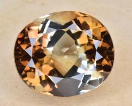 Natural Topaz 10.25 Cts Bi Color Faceted Gemstones