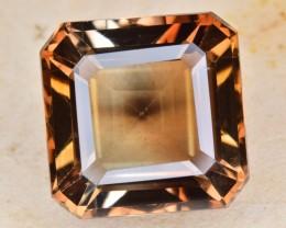 Natural Topaz 12.59 Faceted Gemstone