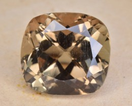 Natural Topaz 14.67 Cts Faceted Gemstone