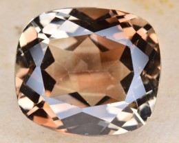 Natural Topaz 14.73 Cts Faceted Gemstone