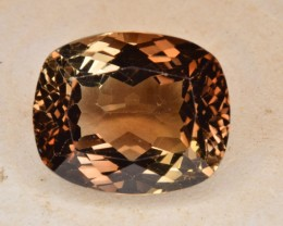 Natural Topaz 15.31 Cts Faceted Gemstone
