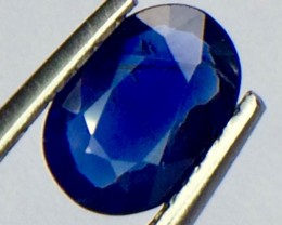 1.35 Crt Natural Sapphire Faceted Gemstone Sp11