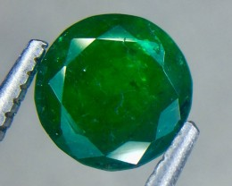 1.15 Crt Natural Emerald Beautiful Faceted Gemstone.( AG 65)
