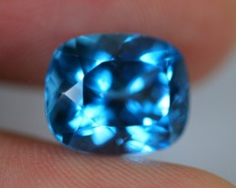 5.48cts VS Clarity Top Swiss Blue Color Topaz