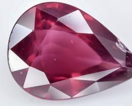 4.05 Crt Rhodolite Garnet Faceted Gemstone (R38)