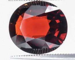8.60 Crt Spessartite Garnet Faceted Gemstone (R38)