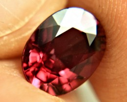 2.73 Carat VVS African Raspberry Rhodolite Garnet - Gorgeous