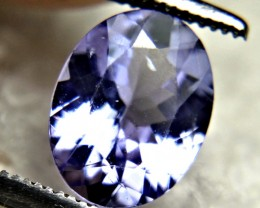 1.61 Carat VS Purple / Blue African Tanzanite - Gorgeous