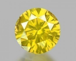 0.20 CT DIAMOND WITH SPARKLING LUSTER GEMSTONE Y2