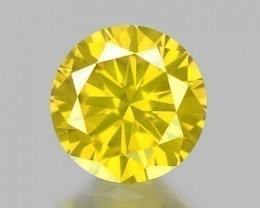 0.14 CT DIAMOND WITH SPARKLING LUSTER GEMSTONE Y3