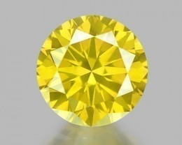 0.14 CT DIAMOND WITH SPARKLING LUSTER GEMSTONE Y14