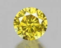 0.18 CT DIAMOND WITH SPARKLING LUSTER GEMSTONE Y24