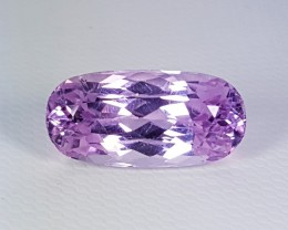 """8.42 cts """"Top Quality Gem"""" Awesome Oval Cut Natural Pink Kunzite"""